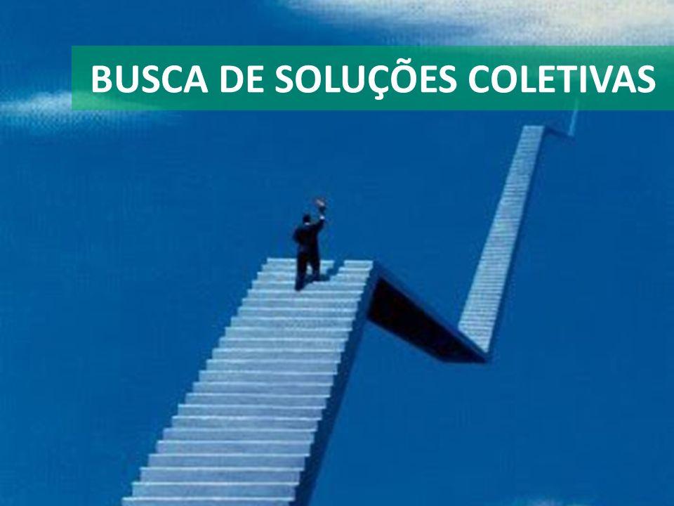 BUSCA DE SOLUÇÕES COLETIVAS