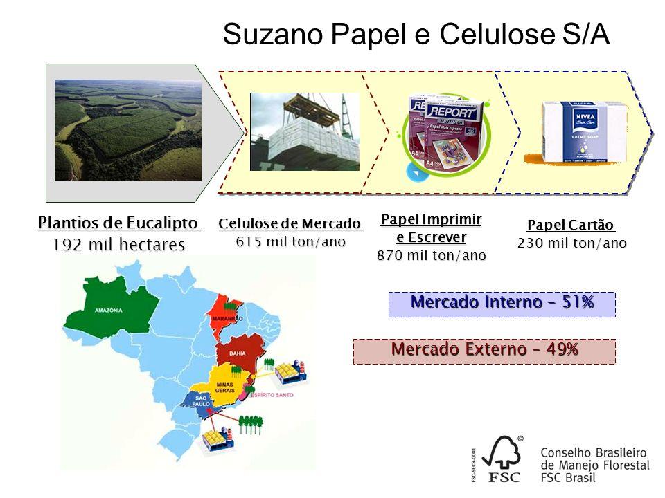 Missão e Visão Missão Promover o manejo florestal ambientalmente responsável, socialmente benéfico e economicamente viável de todas as florestas brasileiras e do mundo.