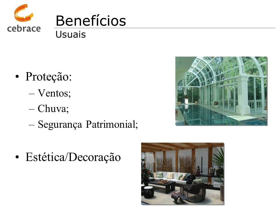 Controle da Entrada de Luz Controle Solar Conforto Acústico Sustentável.....