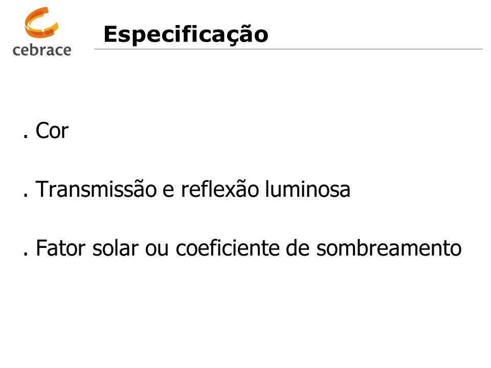 CLIMA FRIO –Isolação Térmica é o parâmetro mais importante.
