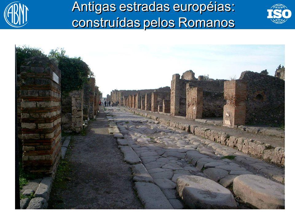 48 Antigas estradas européias: construídas pelos Romanos
