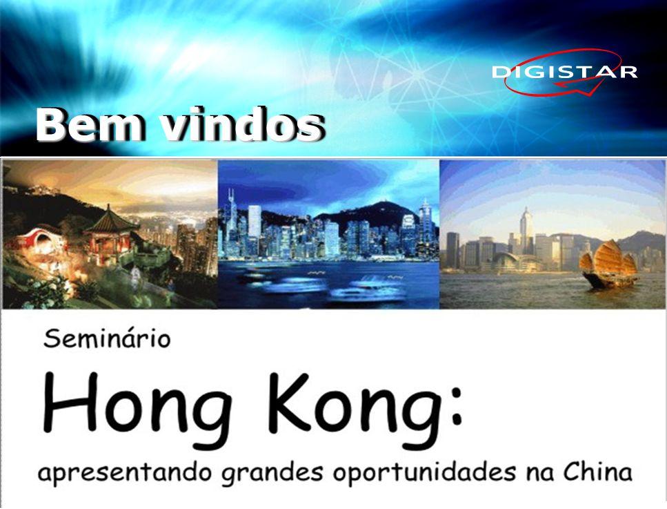 A Digistar participou da Feira Internacional de Componentes Eletrônicos, a Electronics Hong Kong com o objetivo de pesquisar a aceitação dos seus produtos no mercado internacional.