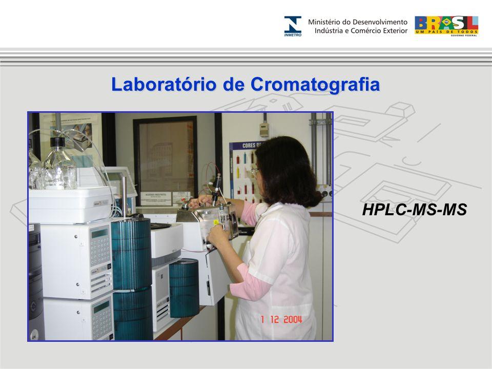 HPLC-MS-MS Laboratório de Cromatografia