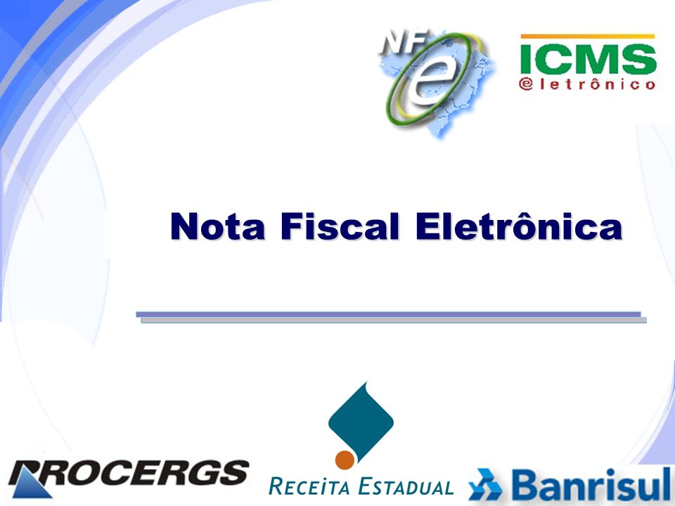 Secretaria da Fazenda Nota Fiscal Eletrônica