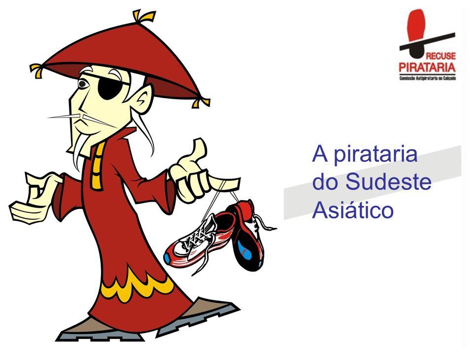 A pirataria do Sudeste Asiático