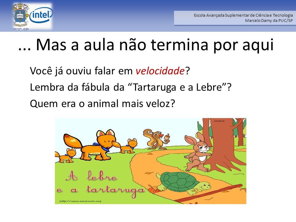 Escola Avançada Suplementar de Ciência e Tecnologia Marcelo Damy da PUC/SP Escola Avançada Suplementar de Ciência e Tecnologia Marcelo Damy da PUC/SP.