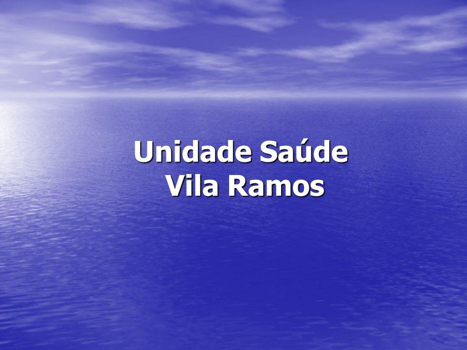Unidade Saúde Vila Ramos