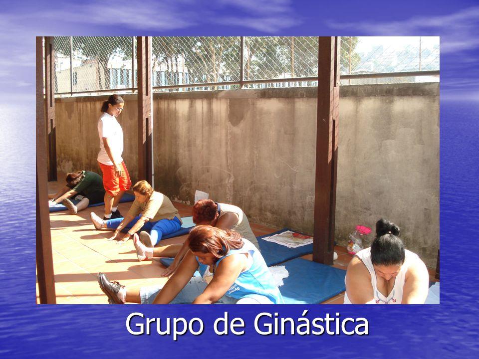 Grupo de Ginástica