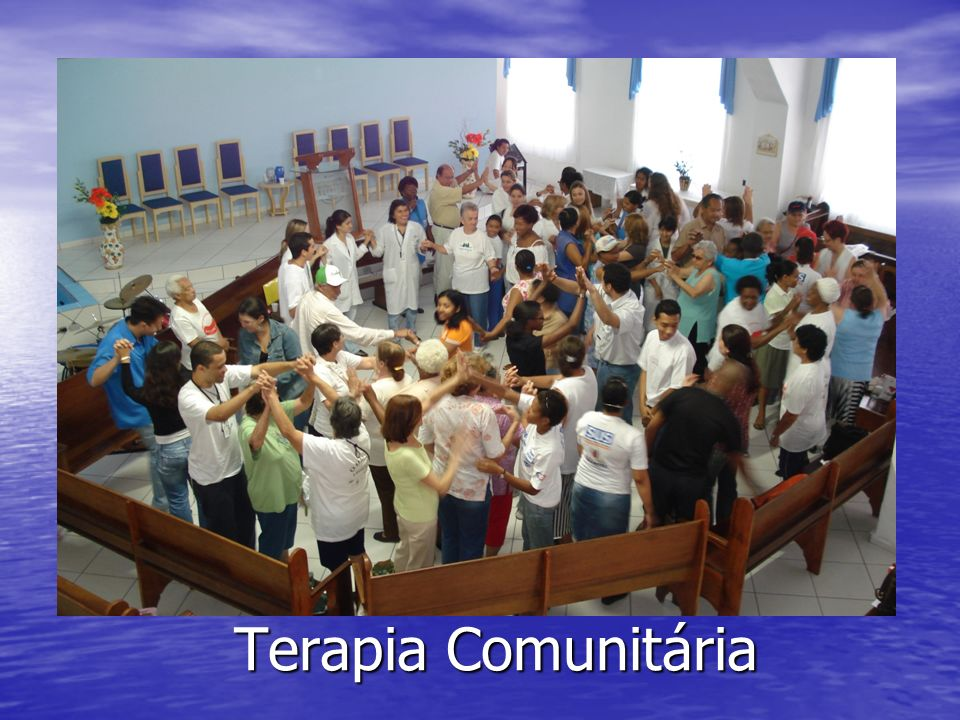 Terapia Comunitária