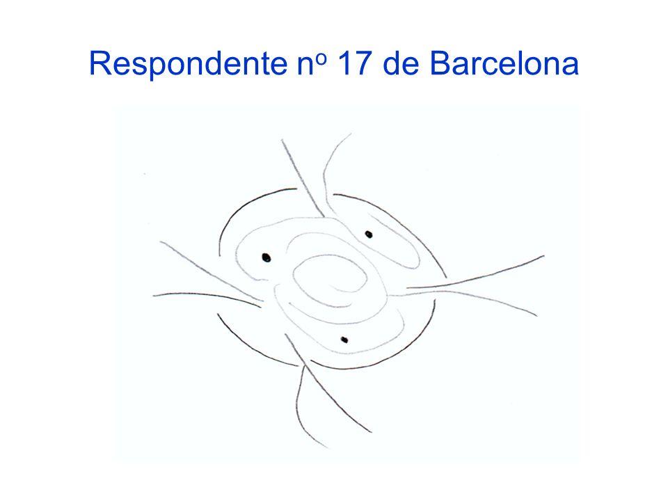 Respondente n o 17 de Barcelona