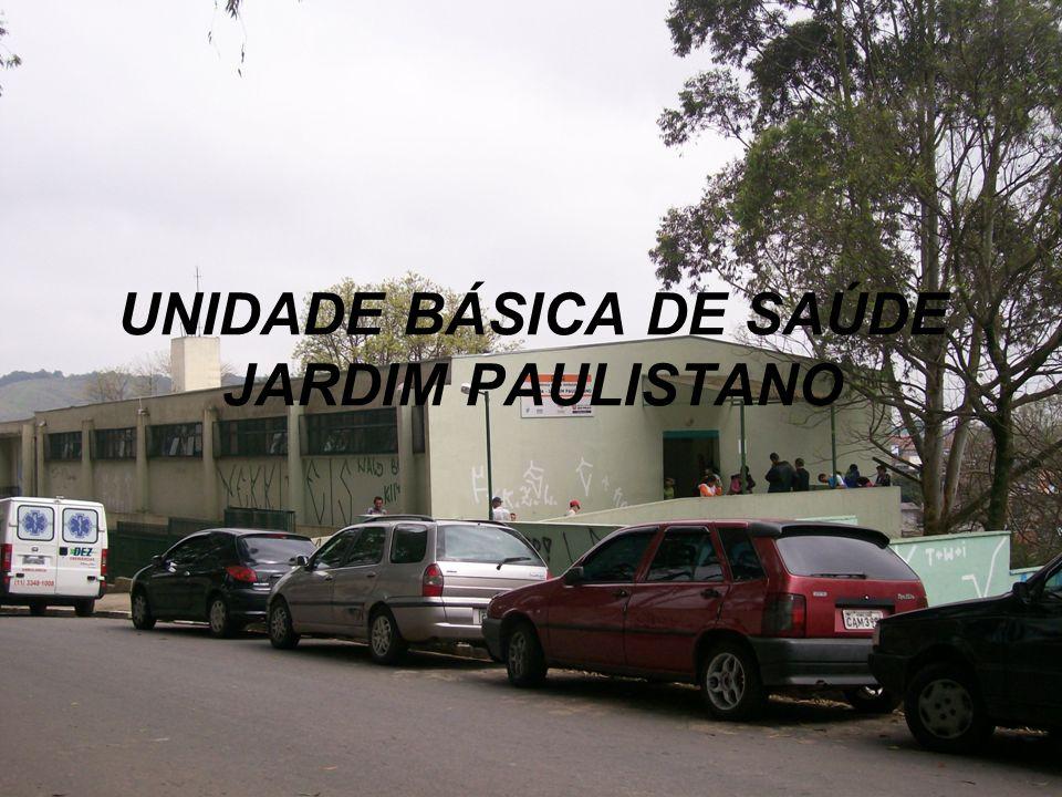 UNIDADE BÁSICA DE SAÚDE JARDIM PAULISTANO