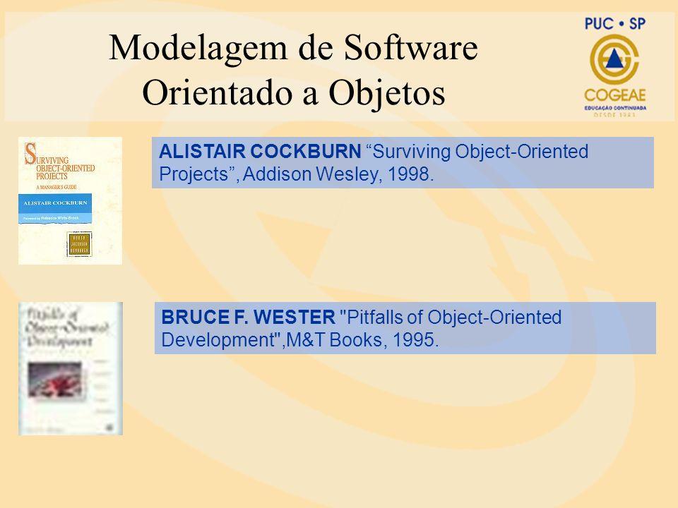 Modelagem de Software Orientado a Objetos Princípios de Orientação a Objetos Dúvidas?