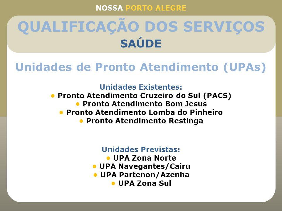Porto Alegre conta com 13 Centros Administrativos Regionais.