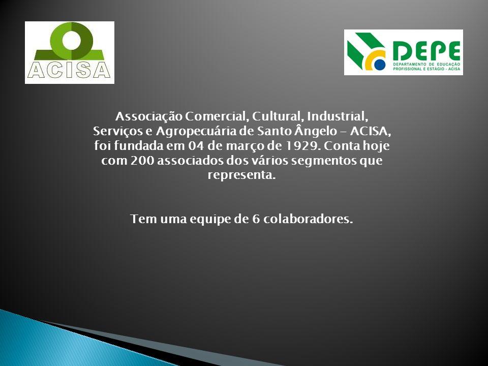Associação Comercial, Cultural, Industrial, Serviços e Agropecuária de Santo Ângelo - ACISA, foi fundada em 04 de março de 1929. Conta hoje com 200 as