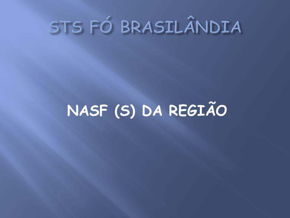 NASF (S) DA REGIÃO