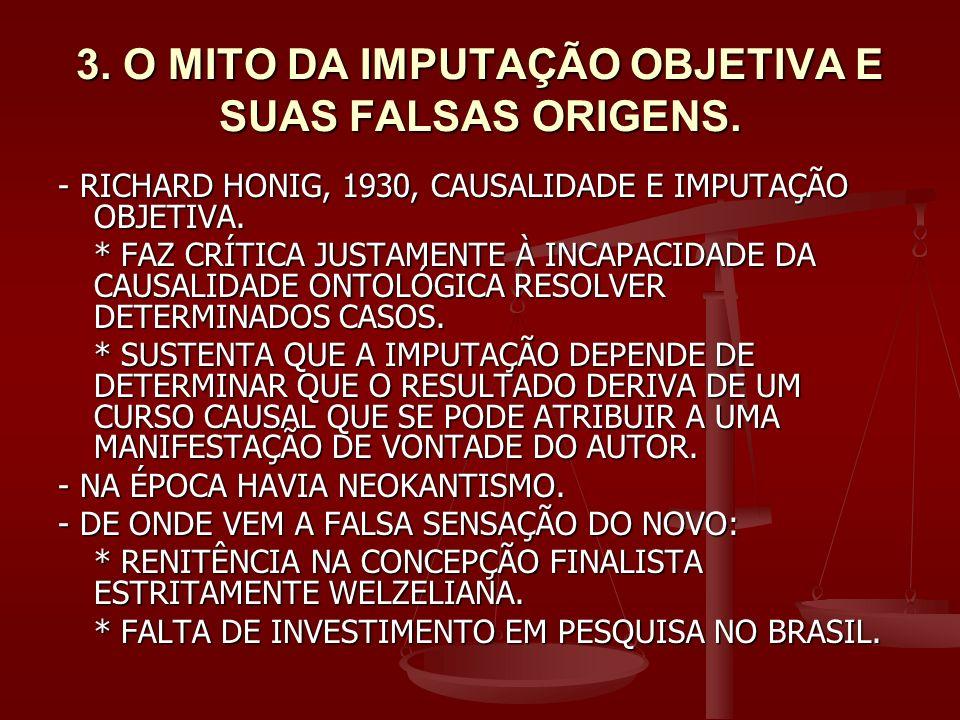 5.FUNCIONALISMO E IMPUTAÇÃO OBJETIVA.