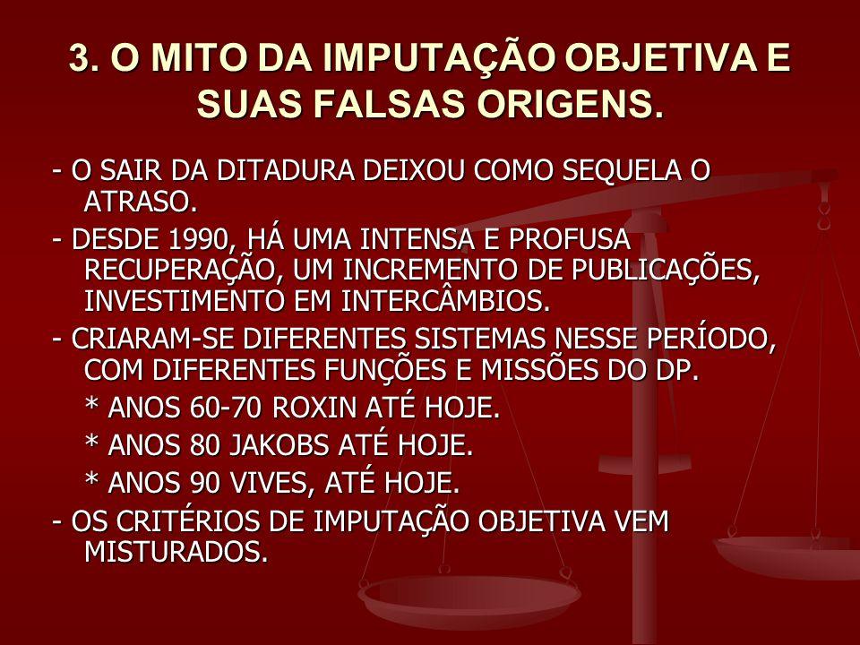 4.OS FATOS. 4.1. A NORMATIVIZAÇÃO DA DOGMÁTICA JURÍDICO-PENAL.
