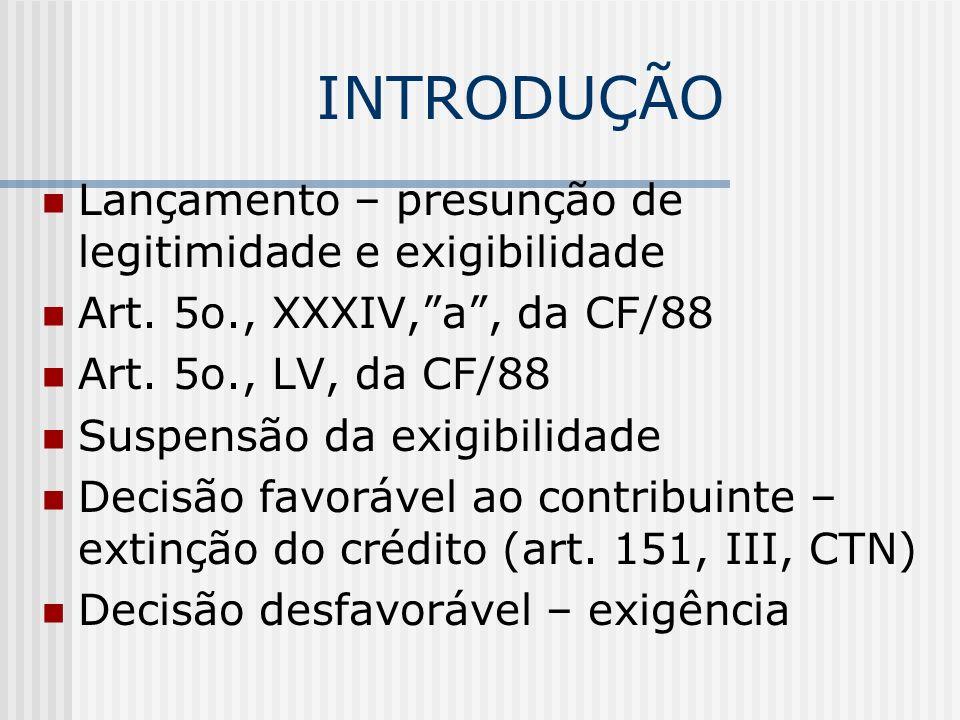 Processo Administrativo Fiscal Sentido amplo – cjto.