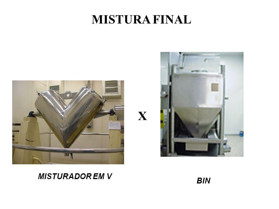 BIN MISTURADOR EM V MISTURA FINAL X