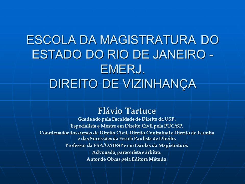 ESCOLA DA MAGISTRATURA DO ESTADO DO RIO DE JANEIRO - EMERJ.