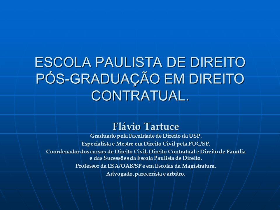 2 REVISÃO JUDICIAL DOS CONTRATOS.REVISÃO POR FATO SUPERVENIENTE.
