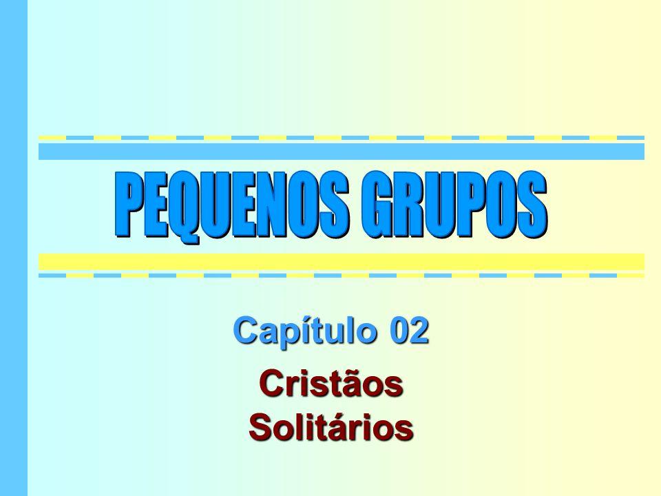 Capítulo 02 Cristãos Solitários