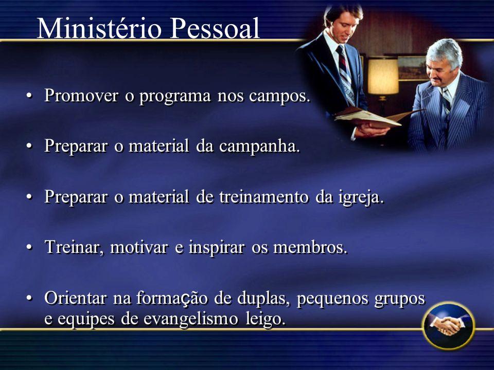 Duplas Missionárias Fortalecer o plano de Duplas.