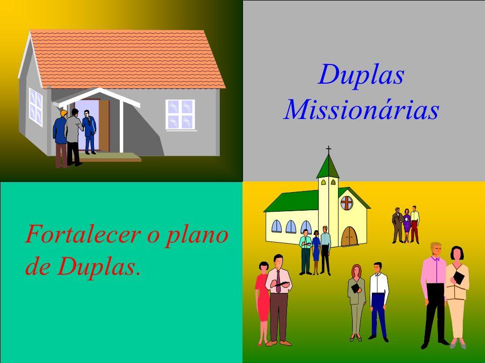 Pregadores Voluntários Capacitar e Equipar.