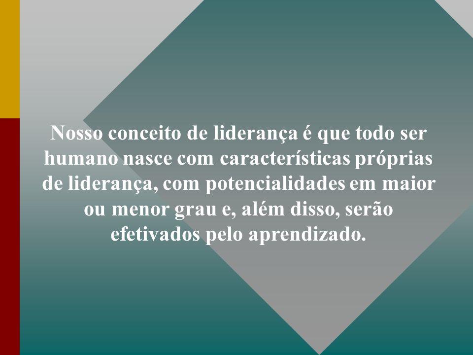 III – QUALIDADES DE UM LÍDER 1.Bom Comunicador 1.