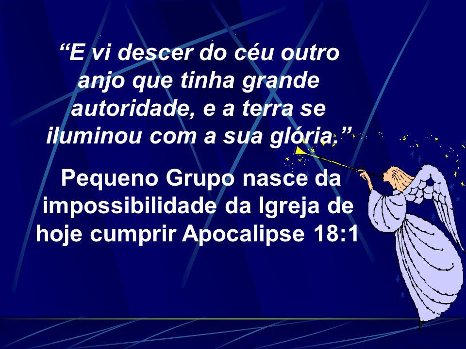 * Qual o plano de Deus Para sua Igreja ? * Será que seu plano é que a Igreja seja aquilo que é ?