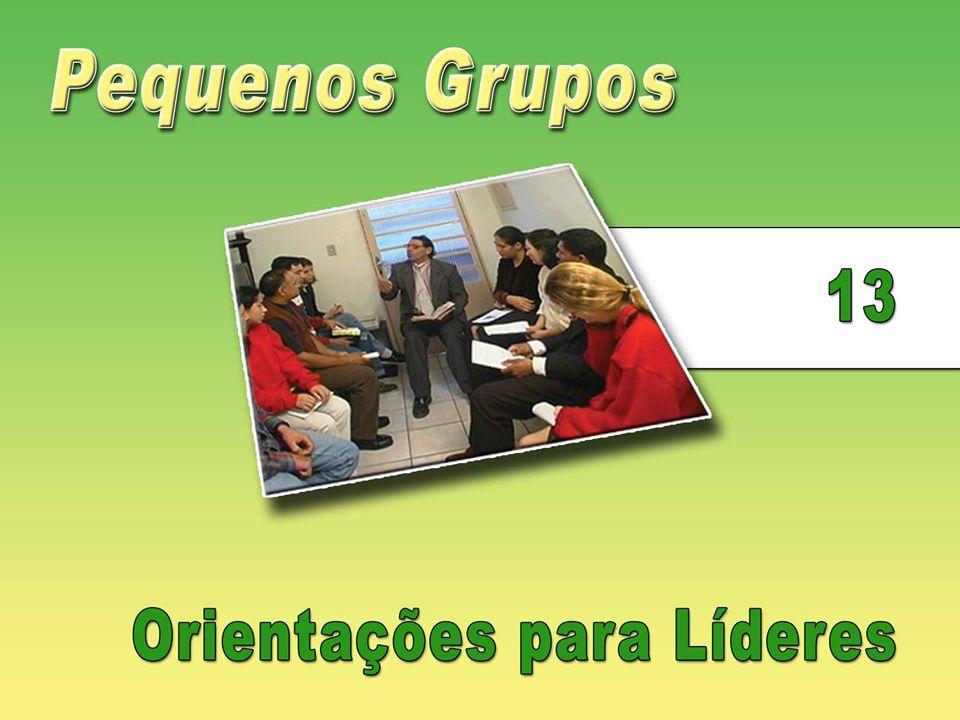 Responsabilidades do Líder Associado Freqüentar a reunião de líderes.
