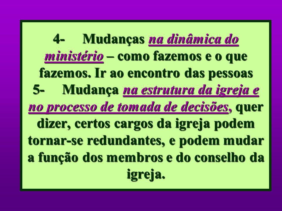 IX- Diversidade de Material 1. Pastores 2. Coordenadores 3. Líderes de PG 4. Membros