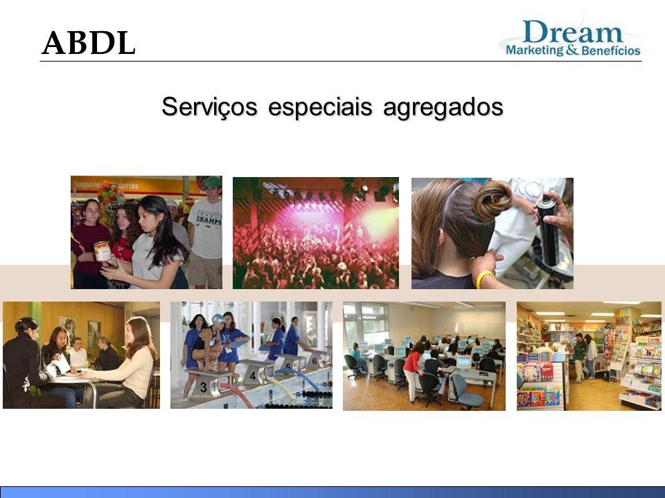 ABDL Serviços especiais agregados