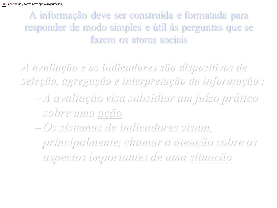 Os indicadores do IFEN (3) EIXO 4 : SATISFAÇÃO DAS NECESSIDADES DAS GERAÇÕES ATUAIS EIXO 4 : SATISFAÇÃO DAS NECESSIDADES DAS GERAÇÕES ATUAIS Módulo 7 : Desigualdades e exclusões Módulo 7 : Desigualdades e exclusões –As desigualdades de salários entre homens e mulheres –A quantidade de famílias abaixo do limite de pobreza –Os riscos profissionnais –O acesso à justiça Módulo 8 : Comportamentos de insatisfação Módulo 8 : Comportamentos de insatisfação –A taxa de suicídios –A abstenção nas eleições –O engajamento associativo –A confiança dos Franceses nas suas instituições em matéria de meio ambiente