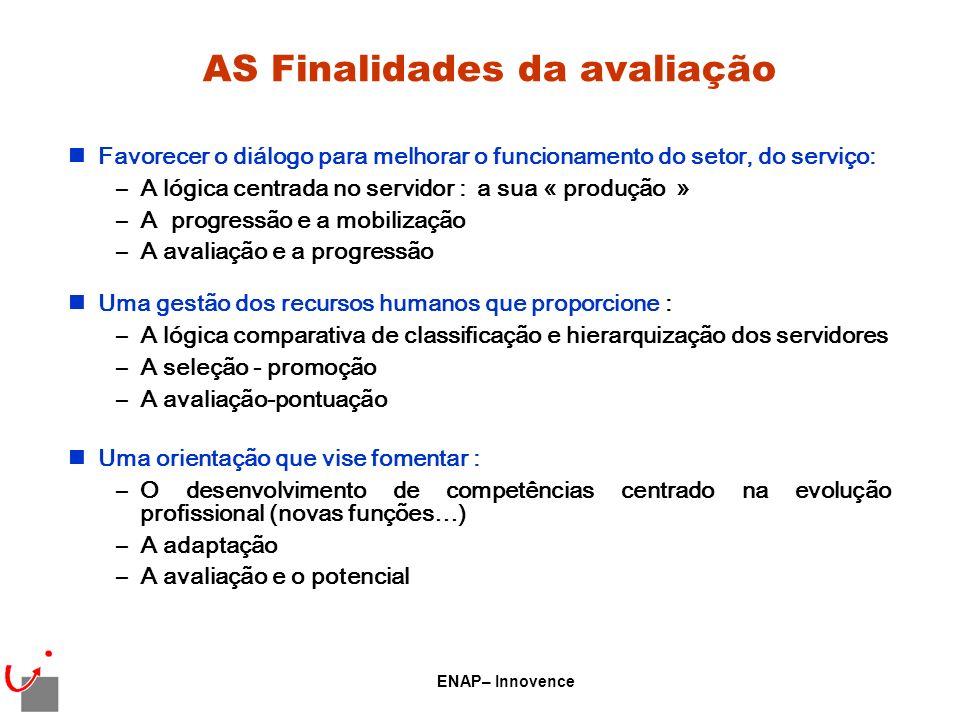 ENAP– Innovence A Avaliação 1.