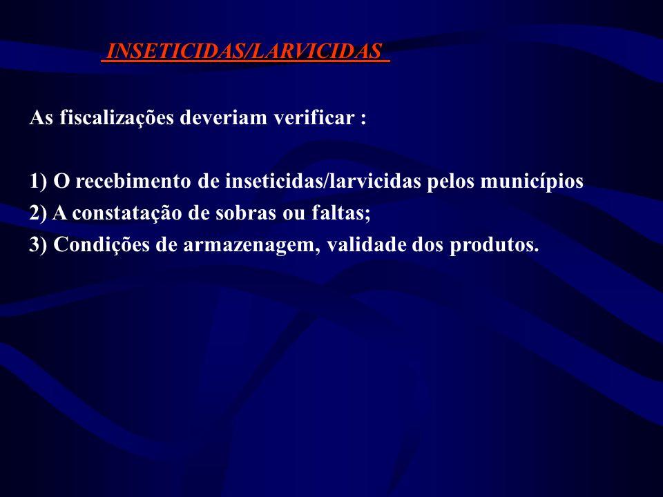 VIGILÂNCIA EPIDEMIOLÓGICA VIGILÂNCIA EPIDEMIOLÓGICA As fiscalizações deveriam verificar : 1) A compatibilidade entre as informações das Unidades de Saúde e as existentes na SMS ou na unidade centralizadora; 2) Se as informações existentes na SES são compatíveis com as en- contradas no Município.