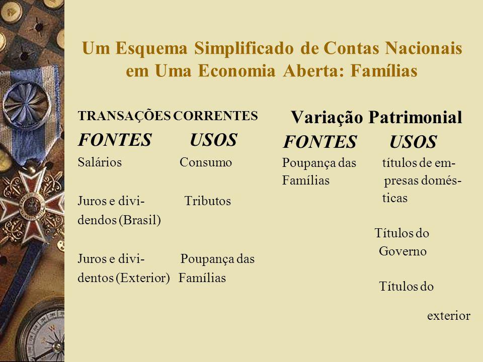 CONTABILIDADE NACIONAL A Contabilidade Nacional é uma técnica que permite a estimativa do desempenho econômico nacional. Como todos os registros contá