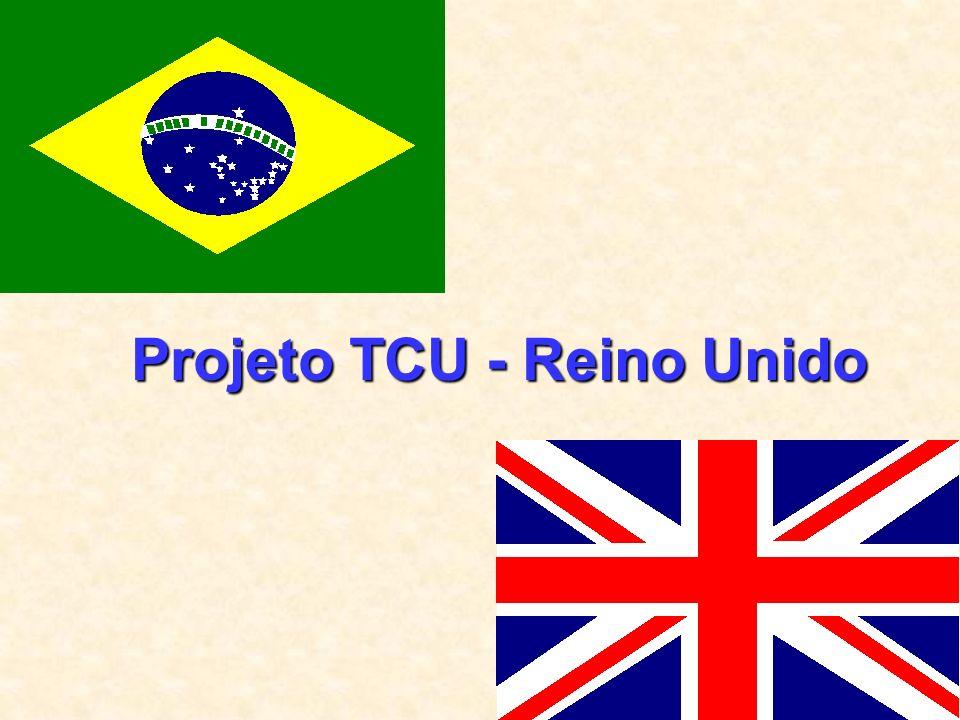 Projeto TCU - Reino Unido