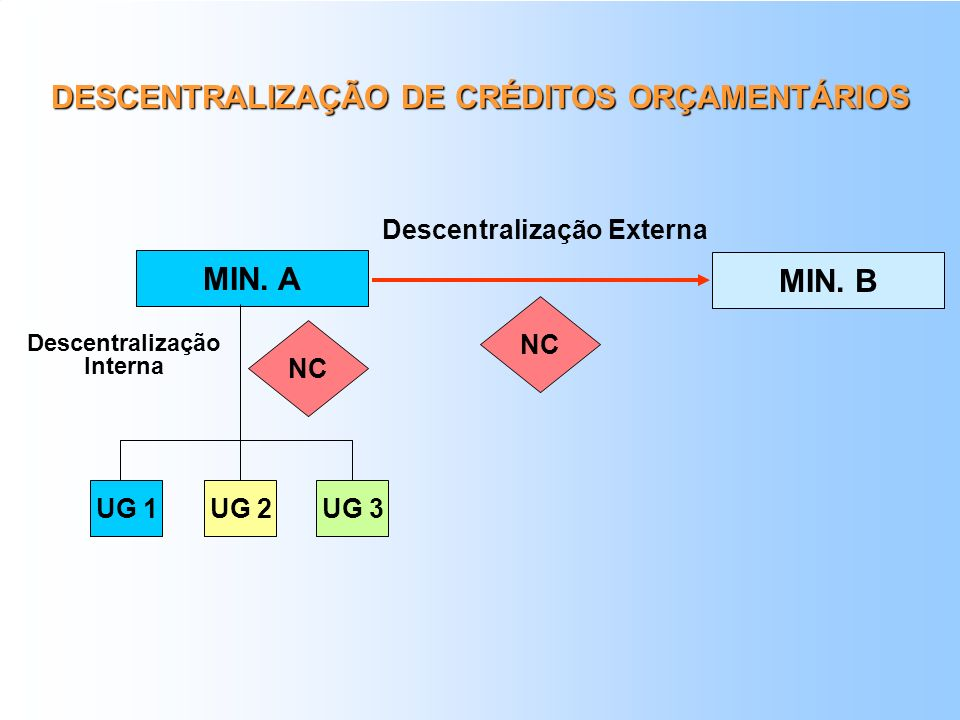 CÉLULA ORÇAMENTÁRIA ESFERA UNIDADE ORÇAMENTÁRIA - UO PROGRAMA DE TRABALHO - PT FONTE DE RECURSOS - FR NATUREZA DA DESPESA - ND UNIDADE GESTORA RESPONS