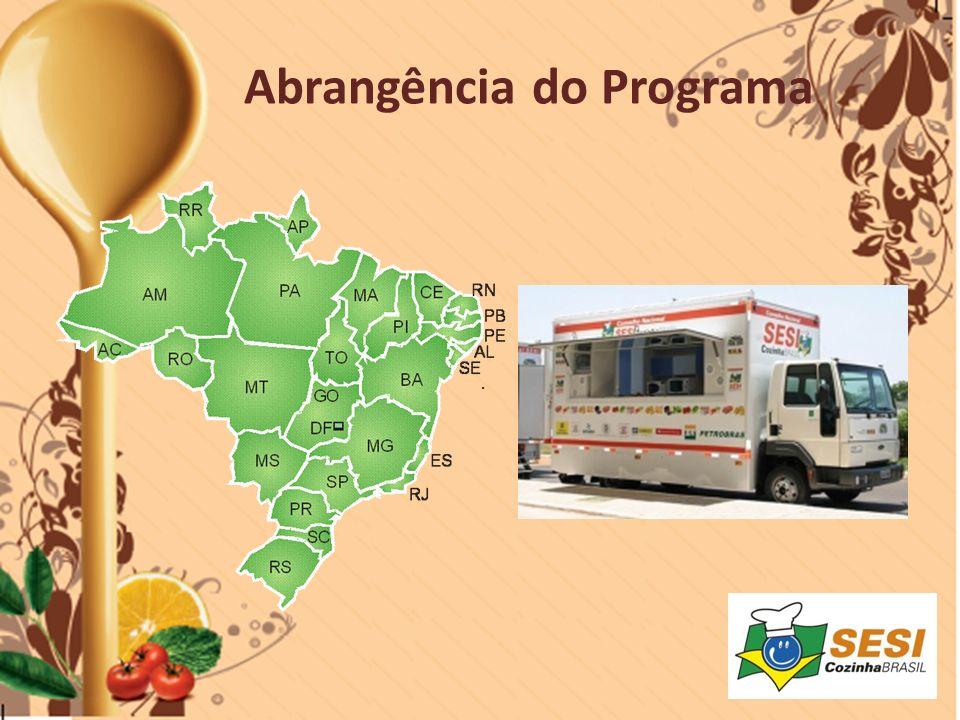 -De 2005 a 2008, O Programa Cozinha Brasil atendeu 17.519 pessoas no Distrito Federal.