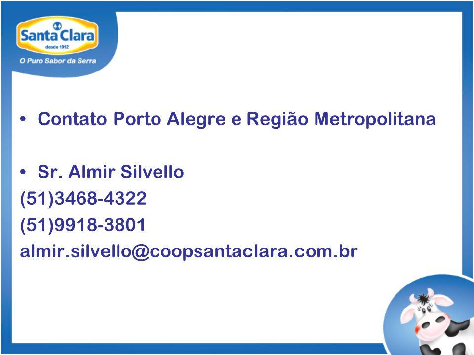 Contato Porto Alegre e Região Metropolitana Sr.