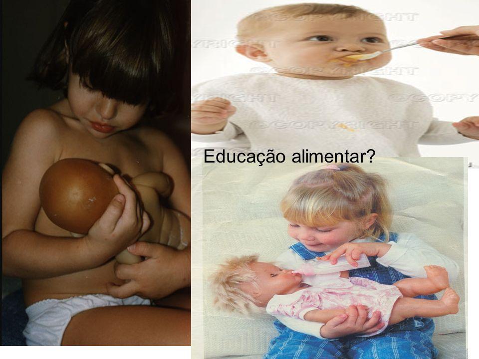 Educação alimentar?