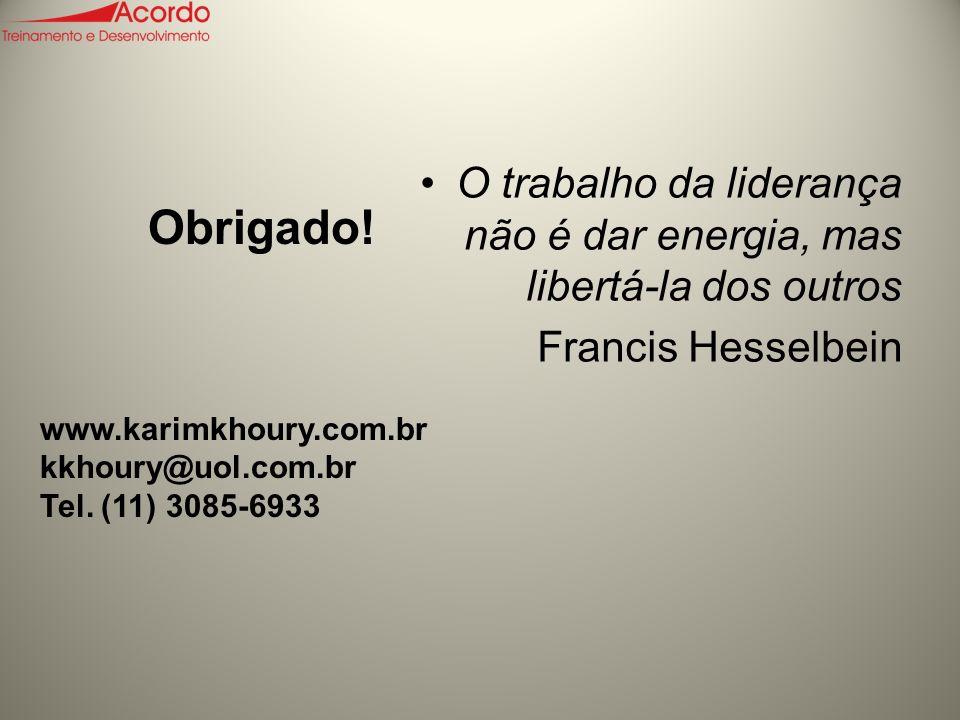 Obrigado.www.karimkhoury.com.br kkhoury@uol.com.br Tel.