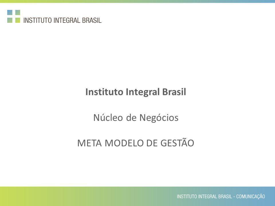 Instituto Integral Brasil Núcleo de Negócios META MODELO DE GESTÃO