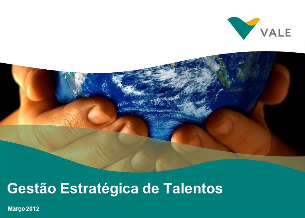 Março 2012 Gestão Estratégica de Talentos