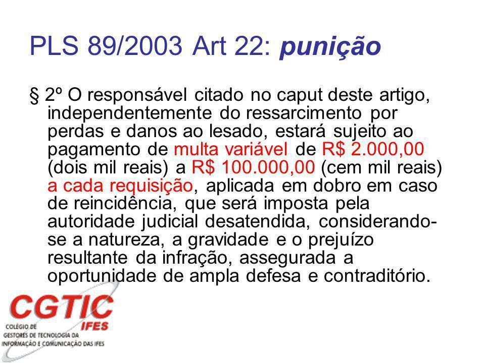 § 2º O responsável citado no caput deste artigo, independentemente do ressarcimento por perdas e danos ao lesado, estará sujeito ao pagamento de multa
