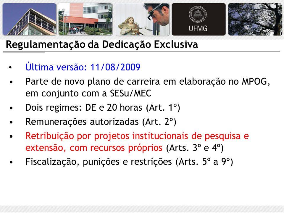 Decreto de Credenciamento das Fundações Última versão: 01/09/2009 Substituirá o Decreto 5.205/2004 Reunião com secretária Maria Paula em 02/09/2009 Versão com sugestões das Comissões de Automonia e C&T da Andifes em 09/09/2009 Reunião da Andifes em 16-17/09/2009 Reunião do Diretório da Andifes com Ministro em 18/09/2009