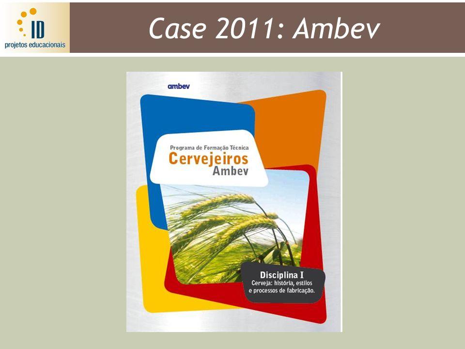 Case 2011: Ambev
