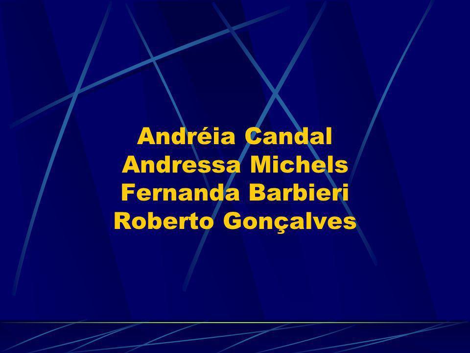 Andréia Candal Andressa Michels Fernanda Barbieri Roberto Gonçalves