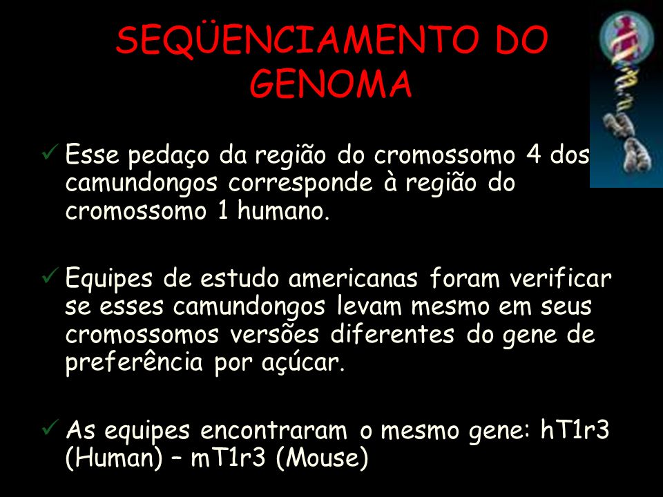 SEQÜENCIAMENTO DO GENOMA A diferente sensibilidade é hereditária. Em uma análise anterior de cruzamento entre raças havia determinado que o provável g
